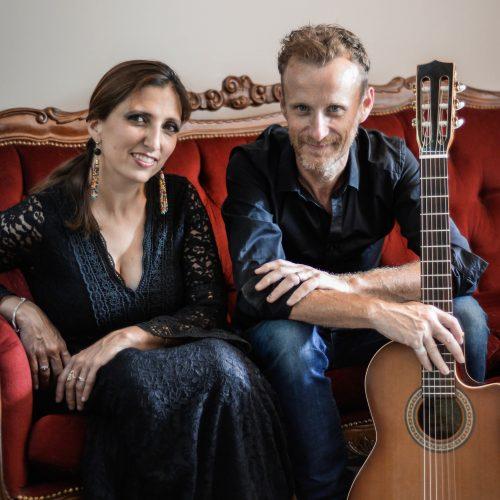 Duo Horchata - Escapades Latines