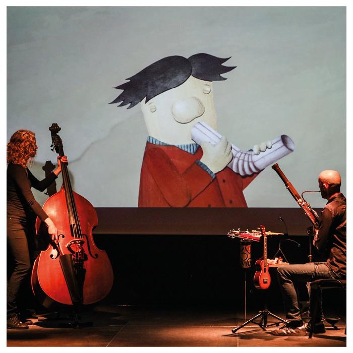 Mon 1er Ciné Concert