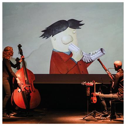 né Concert Cie Dulciné