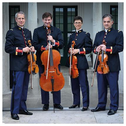 Quatuor à cordes de la Garde Républicaine