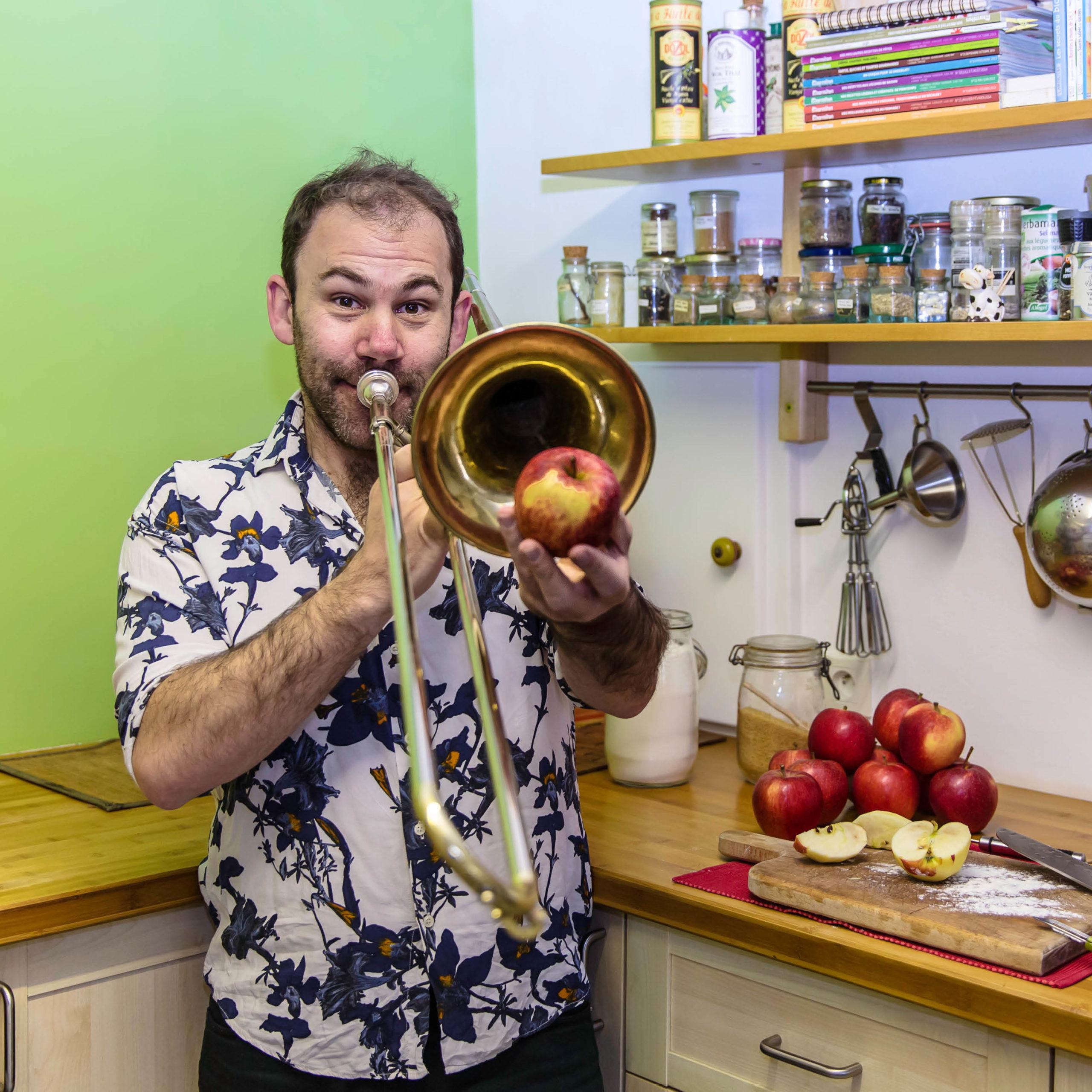 La Manzana - Fidel Fourneyron - Brass band 100% normand