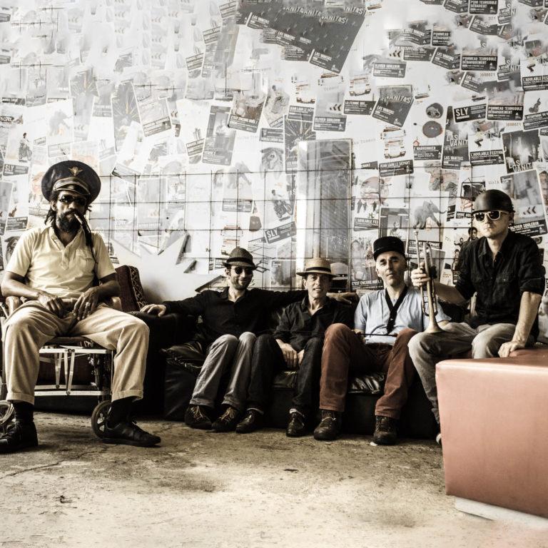 HAnd Five - Jazz en exil