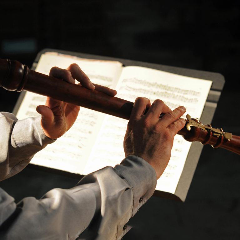 Les Académiciens - Art de la flûte douce